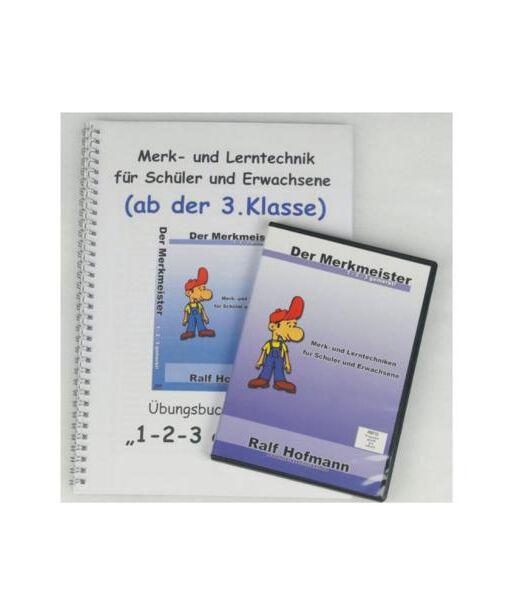 K800_1-2-3 Buch und DVD