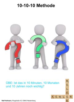 10-10-10 Methode 2 Kapitelfolie