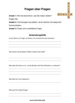 Fragen über Fragen_Arbeitsblatt1
