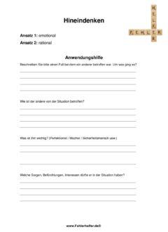 Hineindenken_Arbeitsblatt1