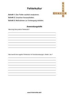 K640_Fehlrekultur_Arbeitsblatt